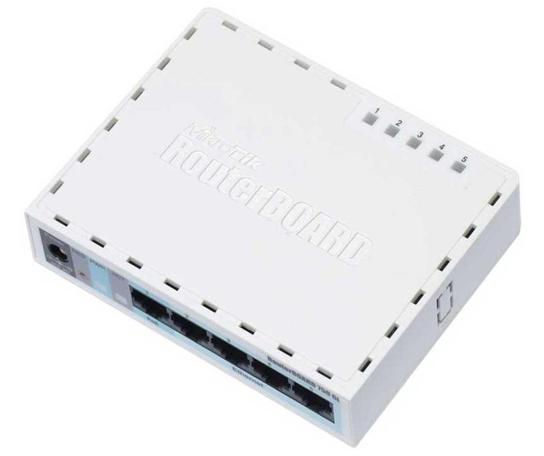 RB750GL MikroTik Router